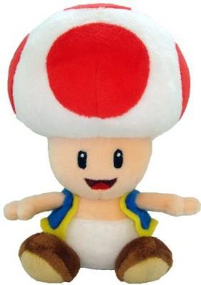Sanei Super Mario Plush 6