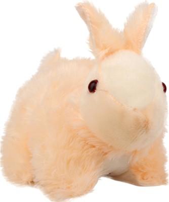 Archiecs Cream Plush Stuffed Toy (Rabbit)  - 7 cm(Beige)
