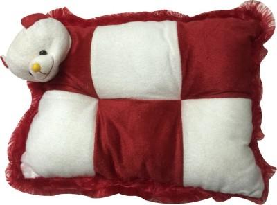 Priyankish Red & White Pillow Soft Toy Gift Set
