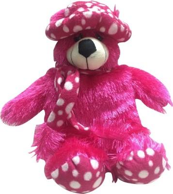 Priyankish Pink Teddy in Love Soft Toy Gift Set