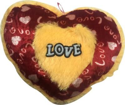 Priyankish Double Heart Soft Toy Gift Set