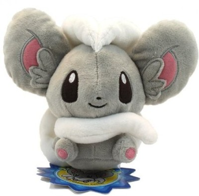 Pokemon Center Black And White Pokedoll Plush Doll 55