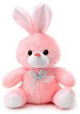 Lata Bunny Rabbit Pink Small 20 cm  - 20 cm