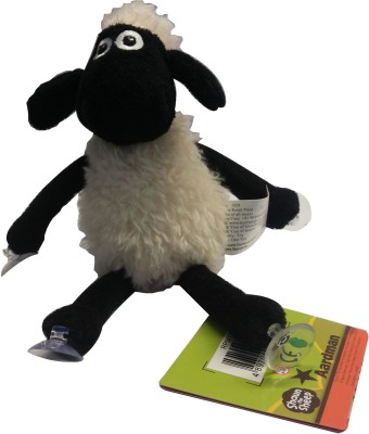 Shaun the Sheep with 4 Suction Cups