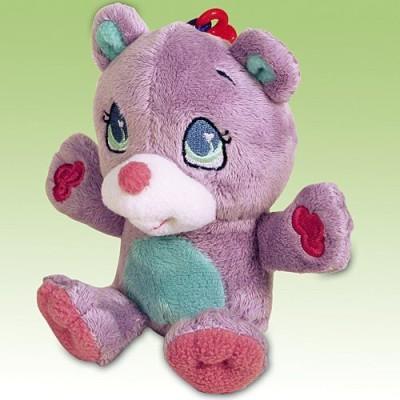 Idea Village 1 X Wuggle Pet As Seen On Tv Bashful Bear Kit(Purple)