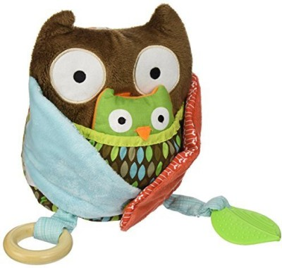 Skip Hop Hug and Hide Activity Toy, Owl  - 25 inch