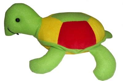 ATC TOYS ATC-TORTOISE Stuffed Toys For Kids GREEN_Centered  - 10 cm
