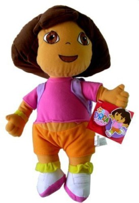 Dora the Explorer Nick Jr Large Plush Doll 13