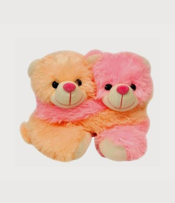 My Dress My Style Cute Teddy Bear Couple  - 8 inch