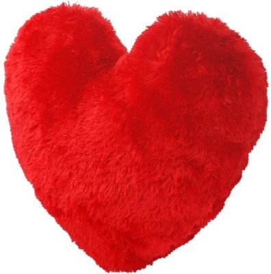 Dimpy Heart  - 55 cm(Red)