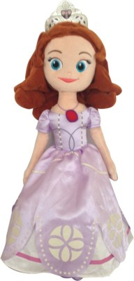 Disney sofia plush Doll  - 48 cm
