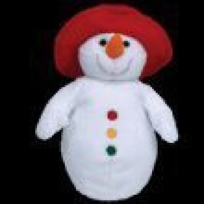 Ty Bow Wow Beanies Chillin, The Snowman