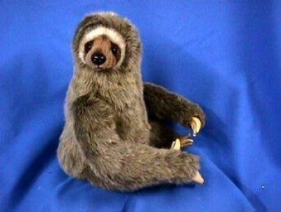 Hansa Threetoed Sloth Plush Animalsitting - 20 inch(Multicolor40)