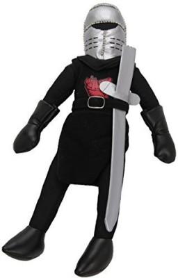 Toy Vault Black Knight Plush Toy Mp009Toy