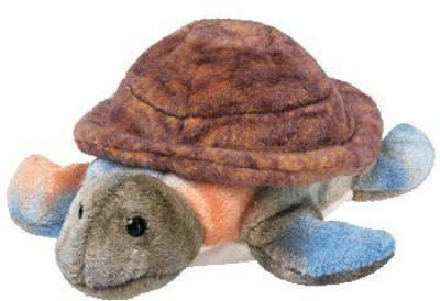 TY Beanie Babies Speedster The Turtle