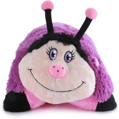 Pillow Pets Lady Bug  - 8.7 inch