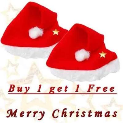 Tokenz A Lovely Cap Santa Claus / Soft Toys - 12 inch
