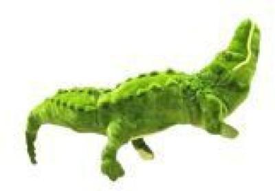 Deals India Alligator Crocodile Green Stuffed Animal  - 30 inch(Green)