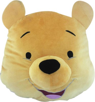 Disney Pooh face Plush  - 40 cm
