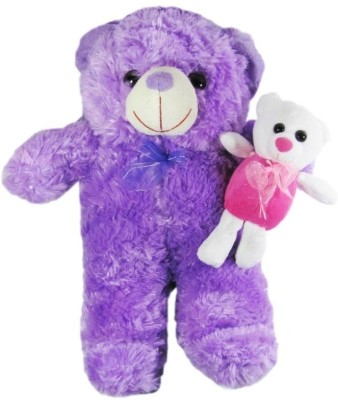 Tickles Mother Teddy With Baby  - 55 cm