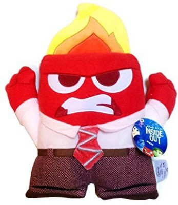 INsideOUT Disney Pixar Inside Out Anger Plush  - 25 inch