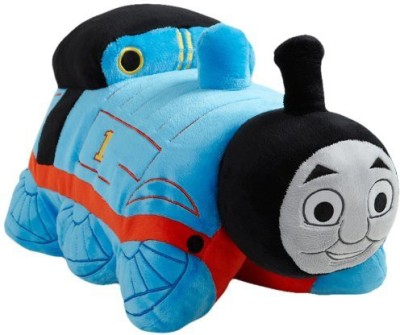 Pillow Pets My Thomas The Tank Engine - Blue/Red (Licensed)  - 20 inch