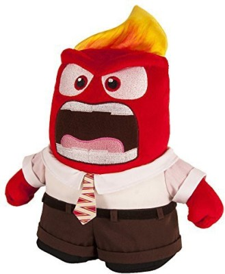 Tomy Inside Out Talking Plush, Anger  - 25 inch