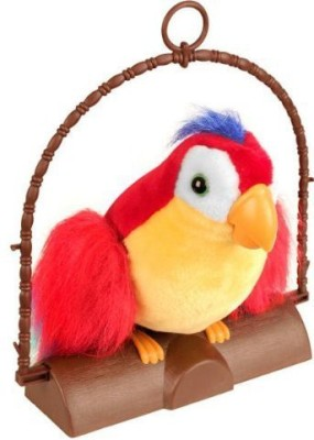 Repeat Talking Toy Parrot - TEW Repeat Talking Parrot