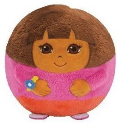 Dora the Explorer Ty Beanie Ballz Dora Plush Regular