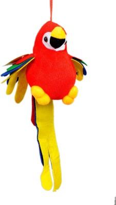 NRN TOYS Musical Long Tale Parrot  - 17.78