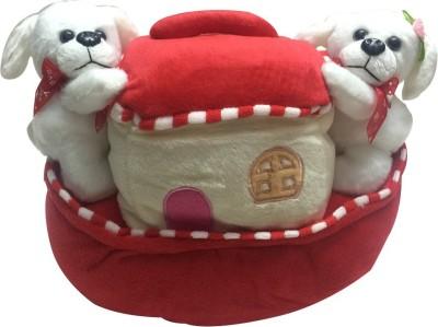 Priyankish 2 Teddy on Boat Soft Toy Gift Set