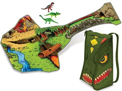 Neat-Oh Dinosaur Carrier Backpack & Playmat A1289X73Dn With Large
