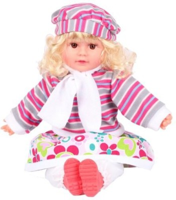 Zaprap Tickle Doll With Music  - 22 cm