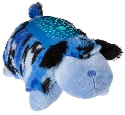 Novelty Poster Co. Inc. Pillow Pets Dream Lites - Blue Camo Dog 11