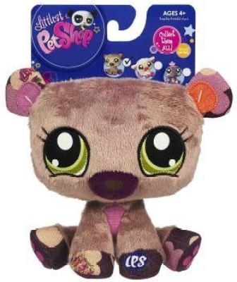 Hasbro Littlest Pet Shop 6 Inch Plush Pet Bear