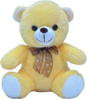 Joey Toys Honey Teddy  - 10 inch(Yellow, Butter)