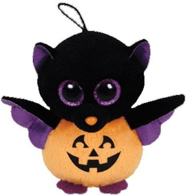 Ty Inc Ty Halloweenie Beanie Batty Bat