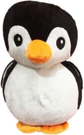 Cuddles Cute looking penguin Black - 22 cm(Black)