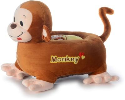 Gifts & Arts Cute Soft Plush Big Seat - Monkey  - 44 cm