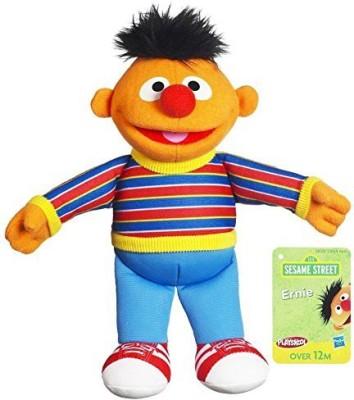 Playskool Sesame Street Plush Ernie9 Inch