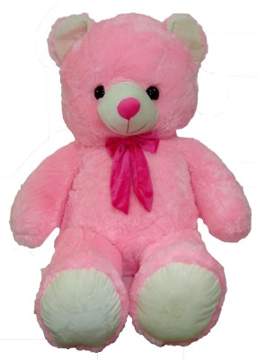 Monopoly Bear With Long Legs Pink 120 Cm  - 120 cm