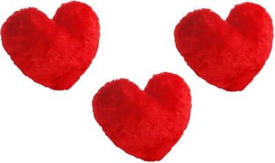 Saugat Traders Heart Pack of 3 - 11 cm