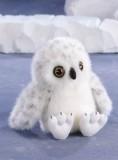 Stuffed Animal House Snowy Owl 45 (White...