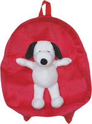 Soft Buddies Special Snoopy Cartoon Character Bag for kids  - 11 inch