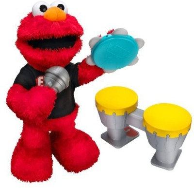 Sesame Street Let's Rock Elmo  - 25 inch