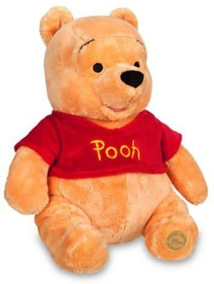 Winnie the Pooh Disney Exclusive 13 Inch Plush Toy Winnie the Pooh  - 25 inch