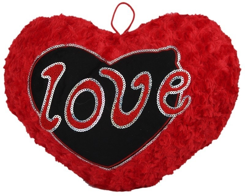 Esoft Love Heart - 40cm  - 1.6 Inch(Red)
