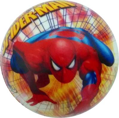 Lolprint 02 Spider Man Soft Ball  - 4 inch