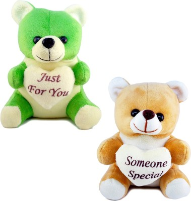 Now-N-New Just For You and Someone Special Teddy Combo  - 16 cm