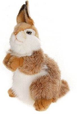 Hansa Plush 12 Ba Bunny Carmel(Brown)